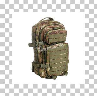Bag Backpack Military Mil-Tec Assault Pack San Marino PNG