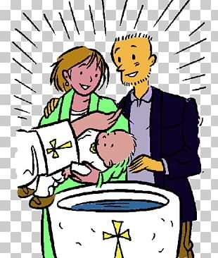 Baptism Of Jesus Drawing Catechism Sacrament PNG