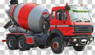 Cement Mixers Car Concrete Mixers Truck PNG