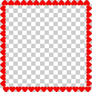 Heart Frames Valentine's Day PNG