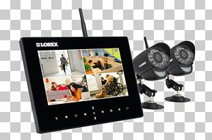 Lorex Technology Inc Wireless Security Camera Surveillance Closed-circuit Television Secure Digital PNG