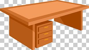 Table Computer Desk Office PNG