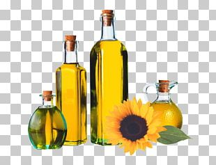 Cooking Oil Sunflower Oil Olive Oil PNG