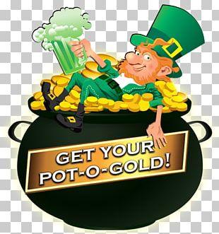 Leprechaun Saint Patrick's Day PNG