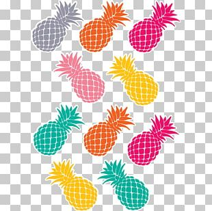 Punch Pineapple Classroom Label Paper PNG