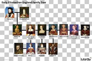 England Elizabethan Era House Of Tudor Family Tree Extended Family PNG