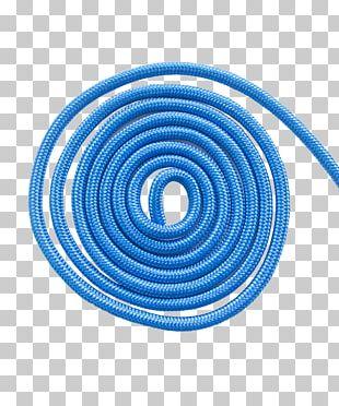 Rhythmic Gymnastics Jump Ropes Sport Blue PNG
