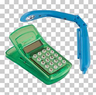 Calculator Clipboard Pen Office Supplies Electronics PNG