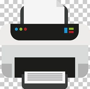 Paper Printer Drawing PNG