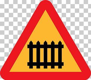 Rail Transport Traffic Sign Tram Level Crossing Pedestrian Crossing PNG
