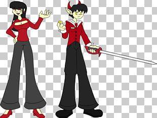 Costume Uniform Character PNG
