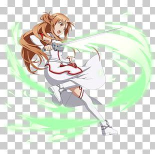 SWORD ART ONLINE Memory Defrag Asuna Kirito Sword Art Online: Code Register Sinon PNG