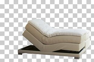 MW Bedden & Slapen Box-spring Bed Frame Chaise Longue PNG