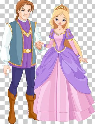 Princess Illustration PNG