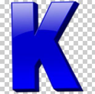 K Letter Alphabet PNG