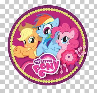 Birthday Cake Icing Cupcake Pony PNG