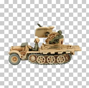 Churchill Tank Armored Car Sd.Kfz.10/4 Scale Models PNG