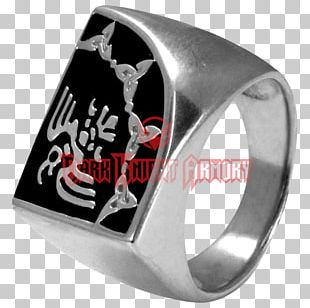 Ring Size Silver Body Jewellery PNG