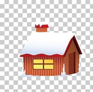 Snow Winter Cartoon Christmas PNG