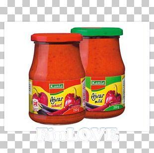Ajvar Hot Sauce Sweet Chili Sauce Ketchup Lidl PNG
