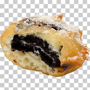 Deep Fried Oreo Bavarian Cream Pain Au Chocolat Mince Pie PNG