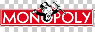 Monopoly Rich Uncle Pennybags Logo Board Game PNG
