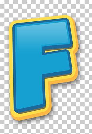 Letter Alphabet Patrol F PNG