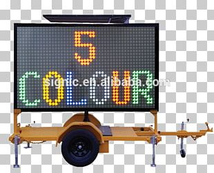 Display Device LED Display ETC Hire Pty Ltd Variable-message Sign Advertising PNG