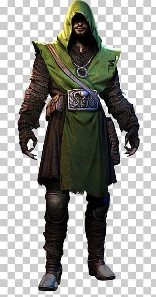 Dungeons & Dragons Sorcerer Pathfinder Roleplaying Game Victor Vran Costume PNG