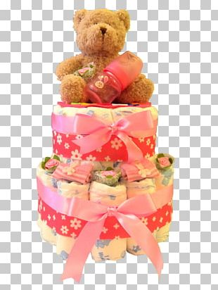 Torte-M Cake Decorating Teddy Bear Gift PNG