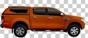 Bumper Pickup Truck Ford Ranger Car PNG