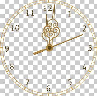 Clock Face Movement PNG