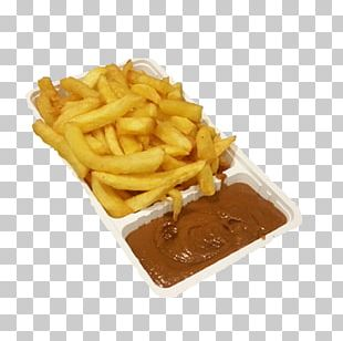 French Fries Peanut Sauce Junk Food Cuisine Deep Frying PNG