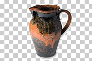 Jug Vase Ceramic Pottery Pitcher PNG