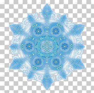 Magic Circle Blue PNG