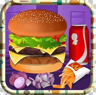 Hamburger Veggie Burger Cheeseburger Fast Food Junk Food PNG