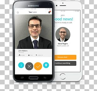 Smartphone Feature Phone Handheld Devices Mobile App Development PNG