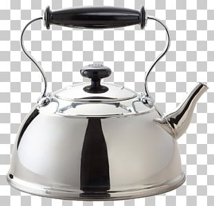 Teapot Kettle Kitchen Stove Glass PNG