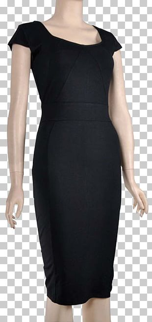 Little Black Dress Bodycon Dress Sleeve Clothing PNG