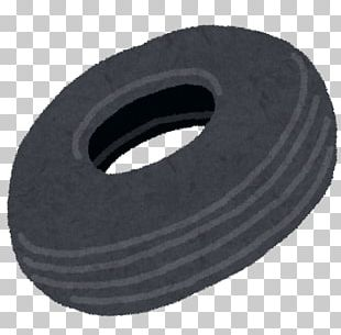 Car Tire PNG