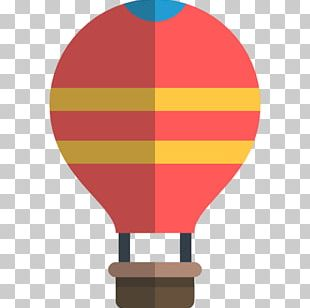 Flight Hot Air Balloon Scalable Graphics Icon PNG