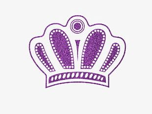 Queen Crown Material PNG