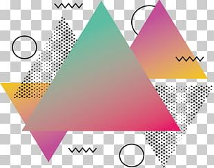 Triangle Abstraction PNG