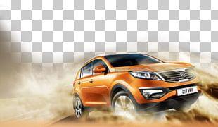 Car Poster Automotive Design PNG