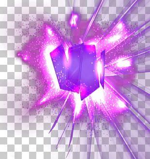 Euclidean Neon Light PNG