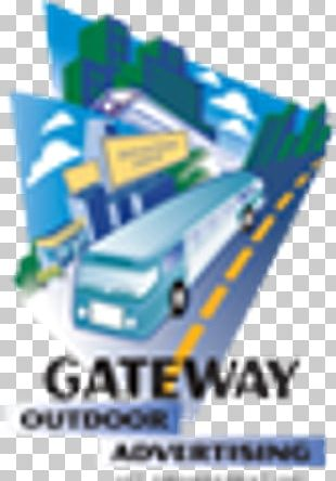 Gateway Outdoor Advertising Bus Advertising Out-of-home Advertising Billboard PNG