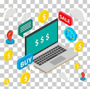 E-commerce Business Online Shopping Trade PNG