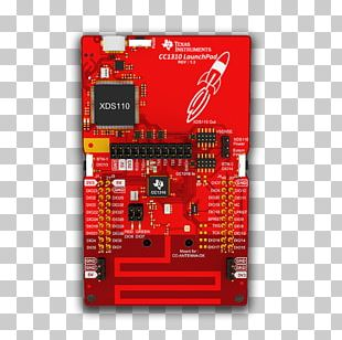 Microcontroller Electronics Texas Instruments Hardware Programmer SYS/BIOS PNG