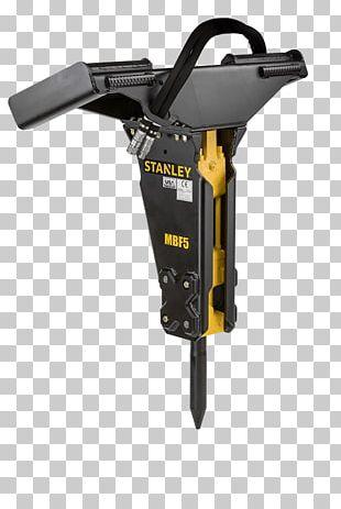 Power Tool Breaker Hammer Hydraulics PNG