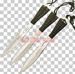Throwing Knife Bowie Knife Hunting & Survival Knives Blade PNG